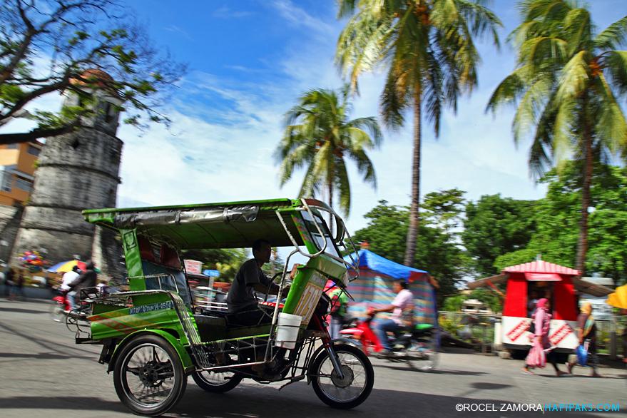 Street in Dumaguete